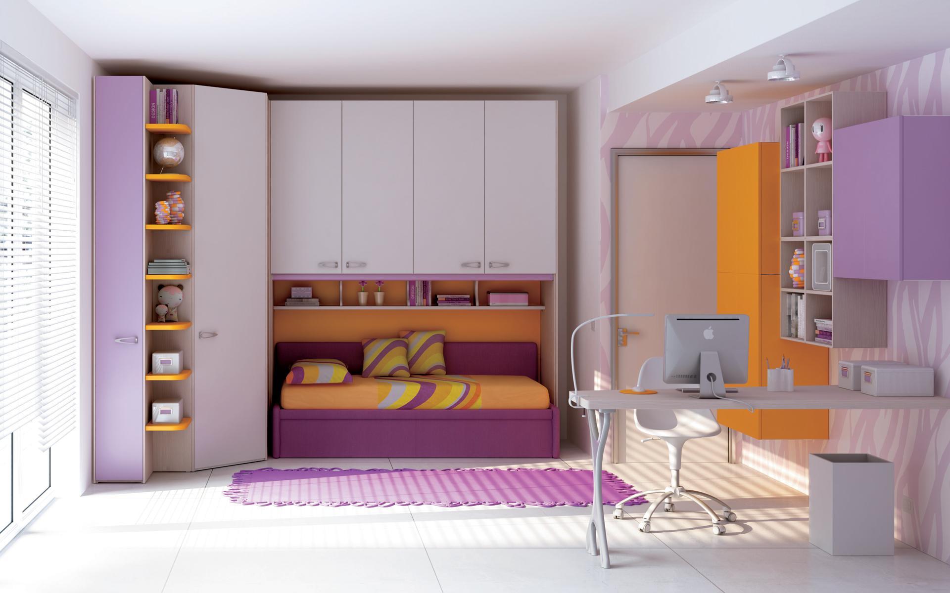 Arredamento casa mobili design bolzano arredobene - Immagini camerette ikea ...