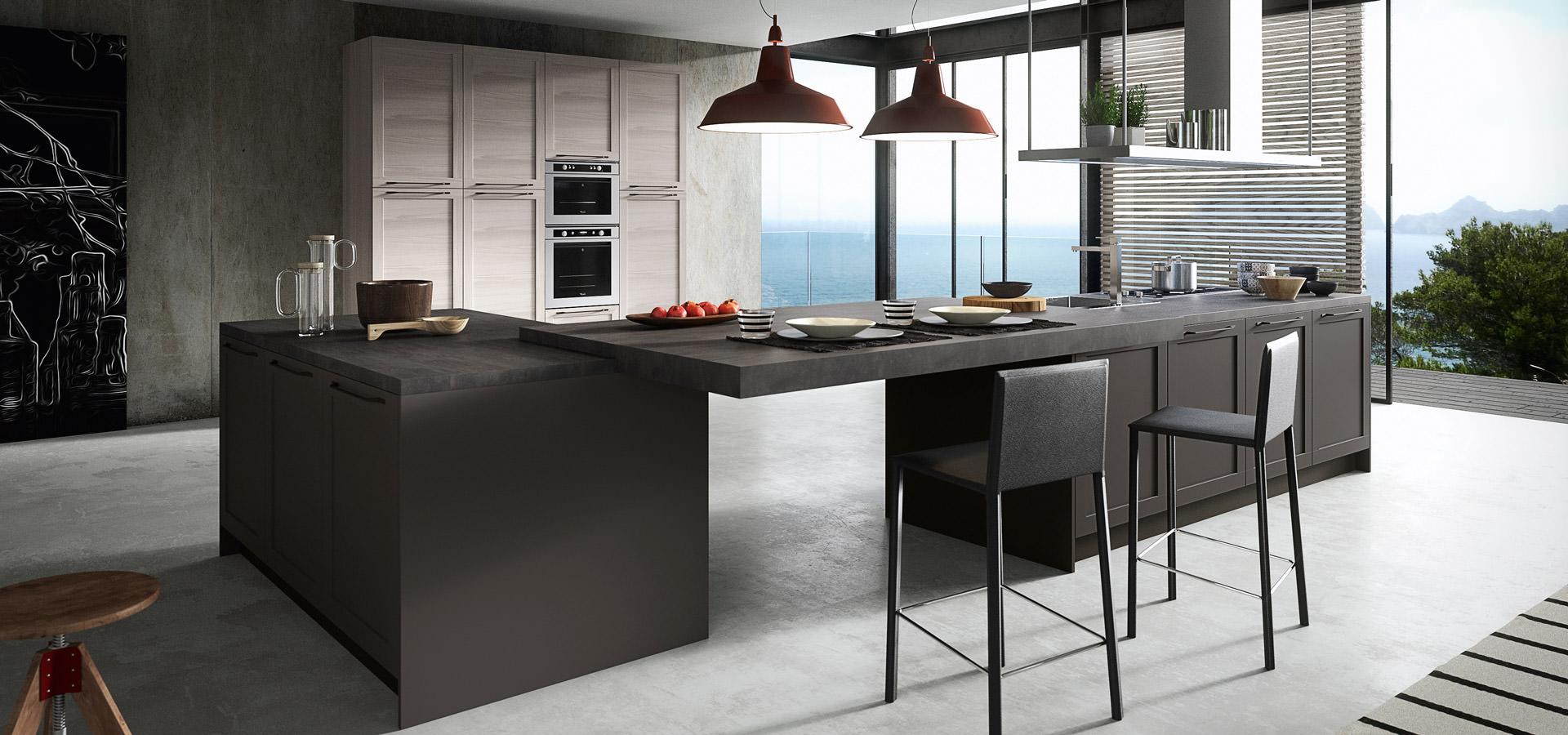 abbastanza Cucine Industriali - FK66