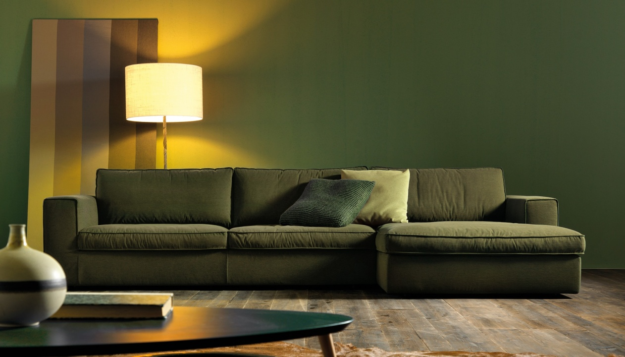 Doimo sofas for Divani eleganti