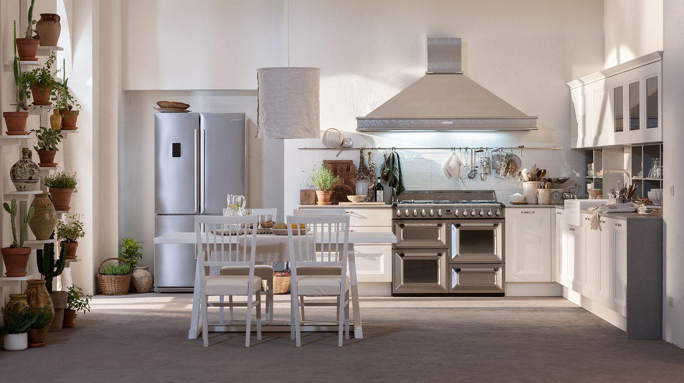 Arredare la cucina quale stile scegliere arredobene - Cucina stile vintage ...