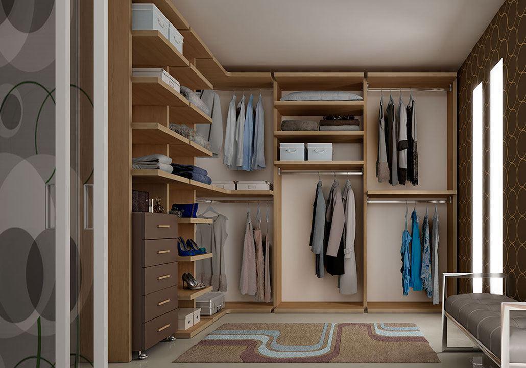 Come scegliere l 39 armadio giusto arredobene - Soluzioni per cabina armadio ...