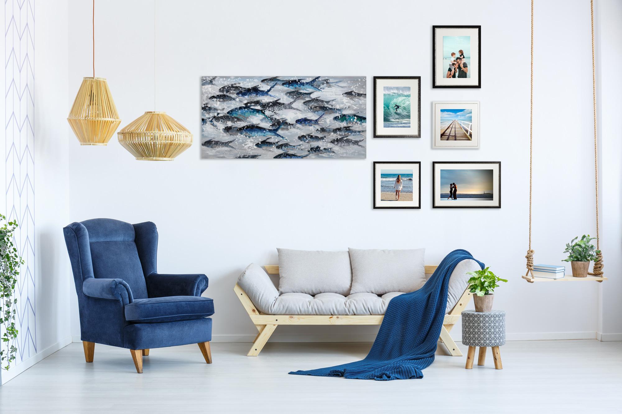 5 idee per decorare le pareti della tua casa arredobene for Pareti casa