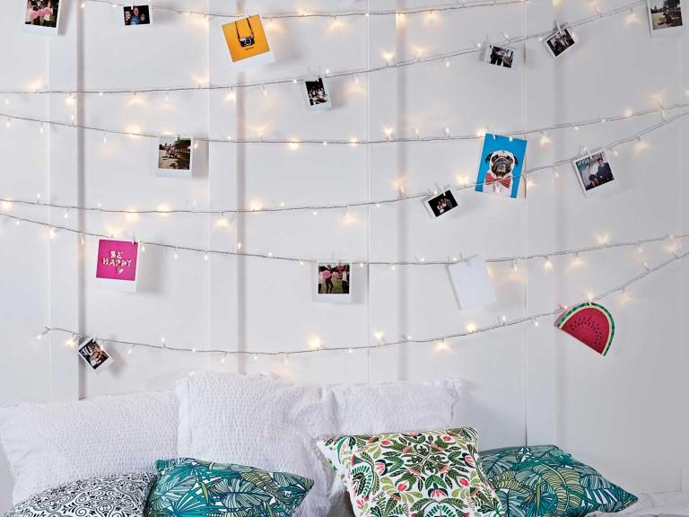 5 idee per decorare le pareti della tua casa arredobene. Black Bedroom Furniture Sets. Home Design Ideas
