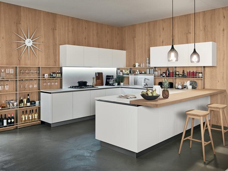 Cucine moderne for Veneta cucine bolzano