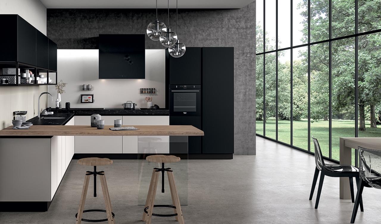 Cucine moderne for Arredo cucina design