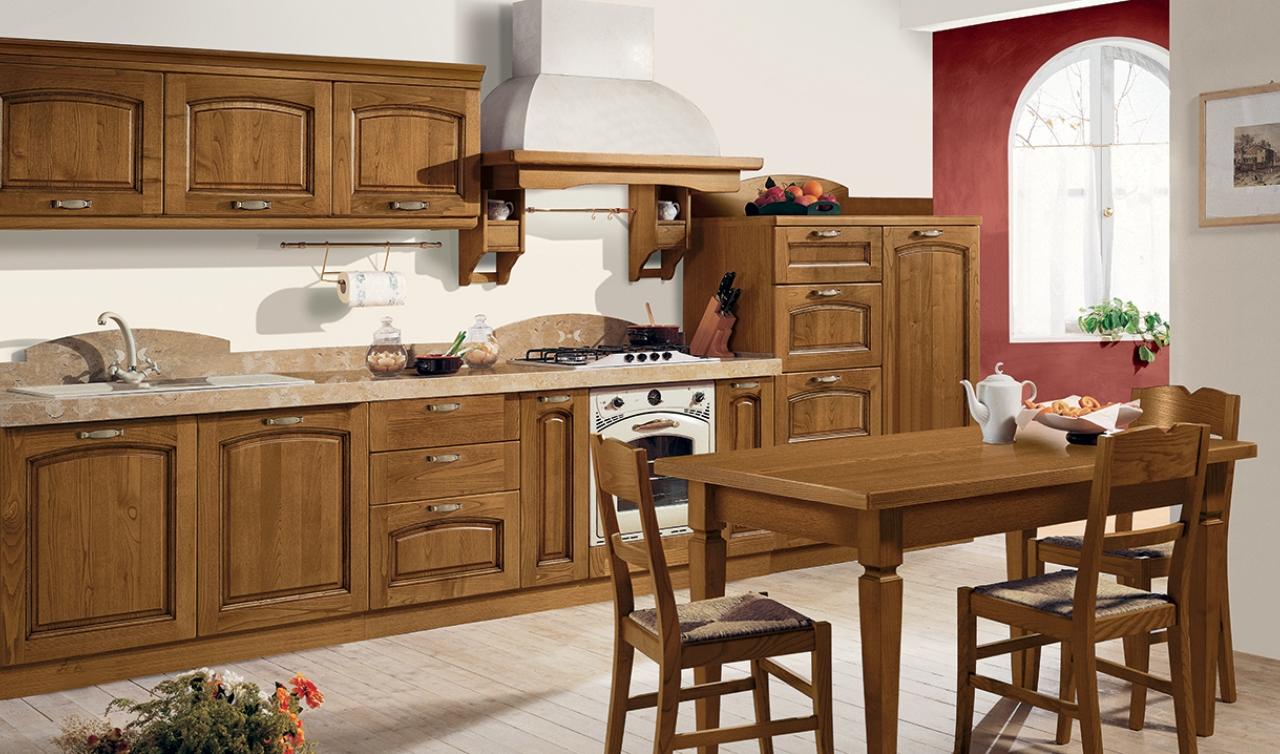 Cucine Classiche -