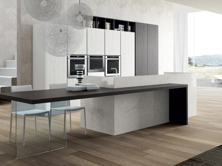 Cucine moderne for Cucine di design outlet