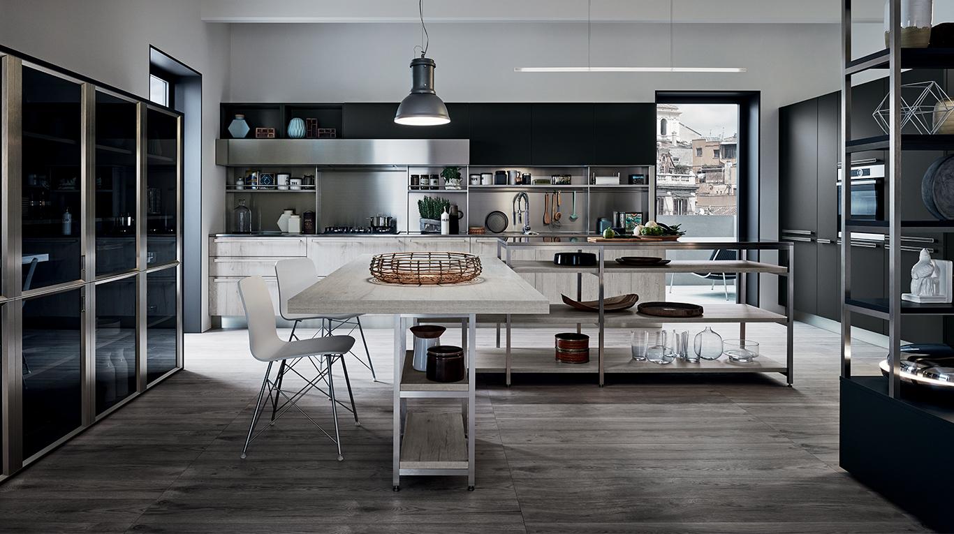 Cucine industriali for Veneta cucine bolzano