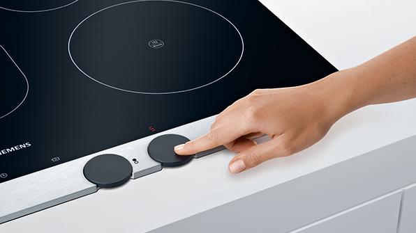 Siemens - 'DiscControl' Piano Cottura